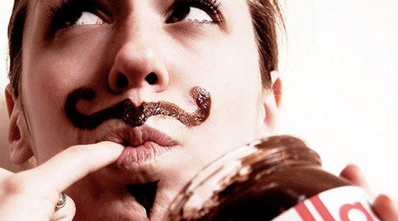 ... Nutella creative ஐﻬﻬ   Pinterest   Nutella, World and News
