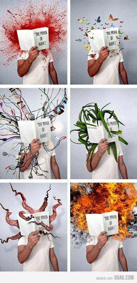 The Power Of Books: