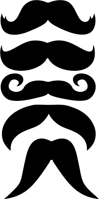 mustach template - pinterest the world s catalog of ideas