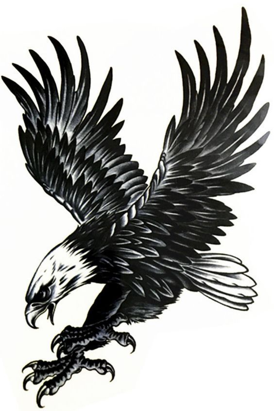 The Amazing Eagle Tattoo Design You Can Find Looks Stunning In Your Chest And Best Part Is That It S Waterproof Ge Eagle Tattoo Bird Tattoo Men Eagle Tattoos