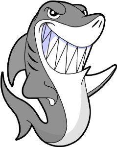 Clip Art Sharks Clipart shark clipart logo ideas pinterest free images clipart