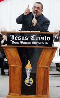 Gideões Canguçu/RS: Assembléia de Deus Gideões em Canguçu foi abalada ...