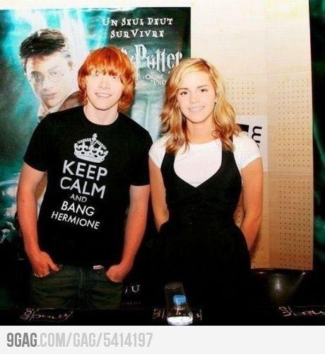 I love Ron.