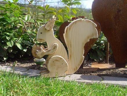 Holzwurm kreatives f r haus und garten holz tiere pasen pinterest haus und garten - Garten bastelideen ...
