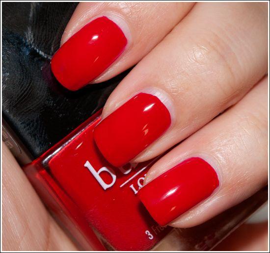 Butter London -Pillar Box Red