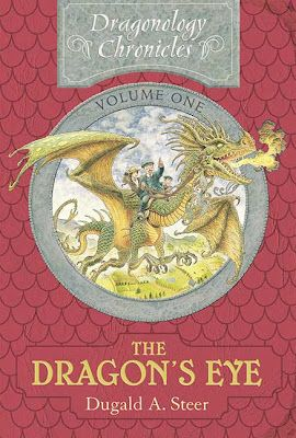 Dragonology Chronicles, reviewed by Gina Ruiz