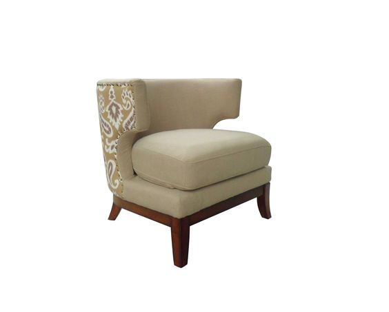 KENT CHAIR - With great comfort comes the great style. Presenting the KENT chair- a serene combination of traditional pattern combined with a sober color. Kent makes an ideal chair for multipurpose use; Dimensions : W76 x D76 x H76 cm; PRICE: Rs. 19900/-. Buy Now : http://tfrhome.com/landing/productlandingpage.php?product_code=fc-19