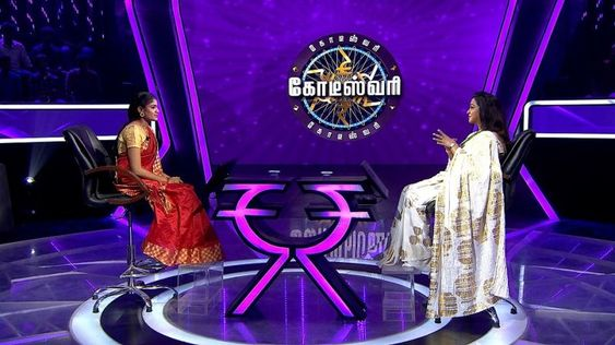 Christmas just got merrier as dreams get more real only on Colors Tamil's Kodeeswari