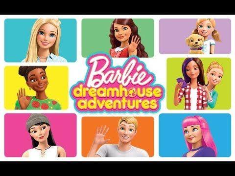 Barbie Nin Ruya Evi Barbie Dreamhouse Adventures Oyunu Barbie Oyun Ruya