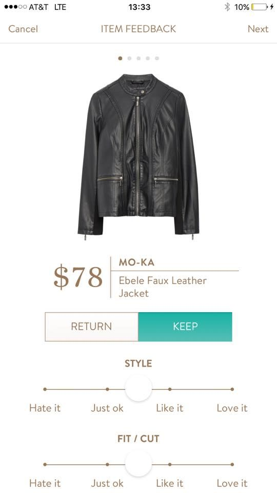 Stitch Fix Faux Leather Jacket https://www.stitchfix.com/referral/8055861