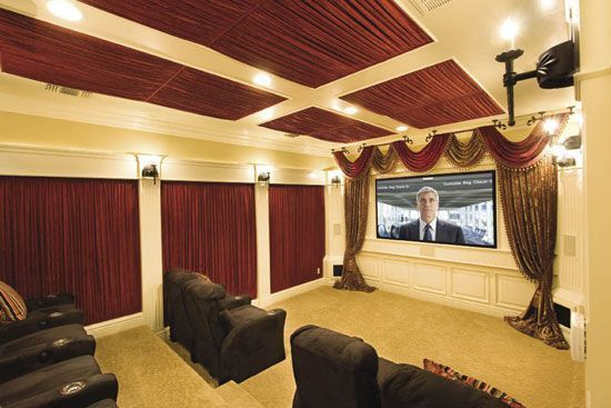 Make Room For Your Own Cinema Tag Home Theater Ideas 2017 Home Impressive Living Room Home Theater Ideas Design Decoration