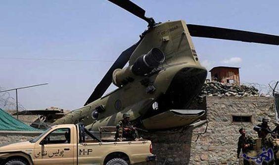مقتل سبعة أفراد في تحطم مروحية عسكرية…