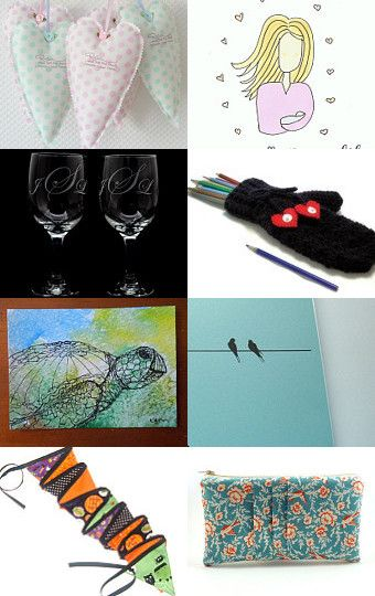 A Change in Life - the storybeader August treasury by Deb Baroff