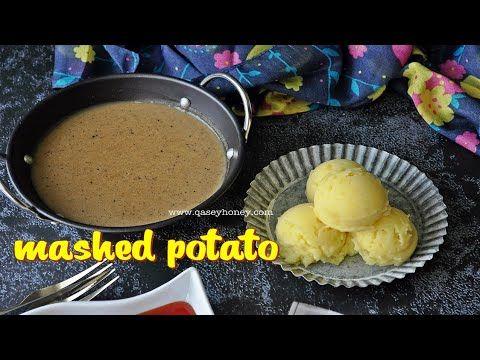 Cara Mudah Buat Mashed Potato Brown Sauce Kentang Putar Sos Perang Setanding Di Kedai Youtube Food Fun Kids Food Brown Sauce