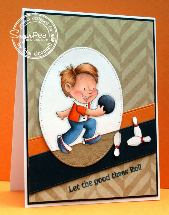 Paper Perfect Designs: SPDSS07 - Let the Good Times Roll