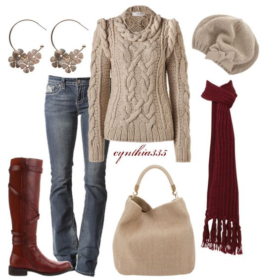 LOVE all of this!! Crisp Morning, created by cynthia335 on Polyvore