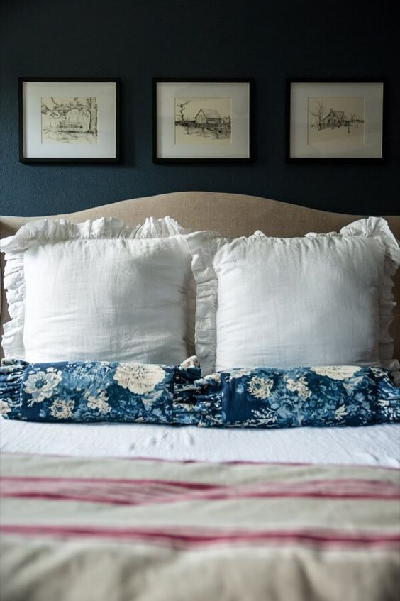 Guest Room | Jenny Tamplin Interiors | College Station TX