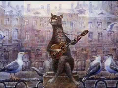 Cats of Peterburg by Vladimir Rumyancev - YouTube