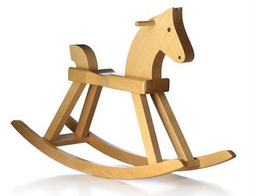Kay Bojesen Rocking Horse by Rosendahl Copenhagen