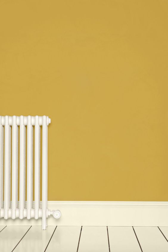 Print Room Yellow | Paint Colours | Farrow & Ball