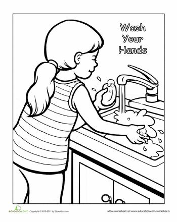 Worksheets Hand Washing Worksheets pinterest the worlds catalog of ideas worksheets washing your hands