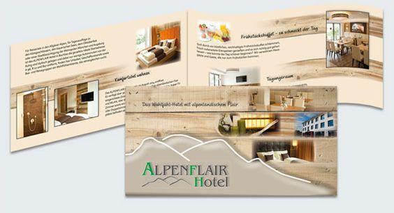 Hotelflyer - Alpenflair Hotel Buchloe - Das Wohlfühl-Hotel mit alpenländischem Flair