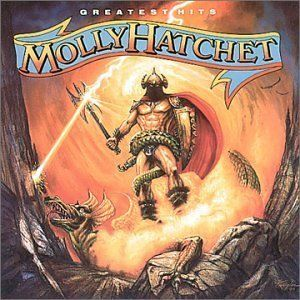 Molly Hatchet - Greatest Hits [Audio CD] Molly Hatchet #deals
