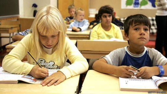 Blog do Edson Joel: Finlândia não é mais modelo em educação