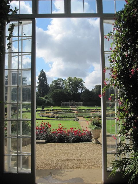 | ♕ |  View from the Orangery - Belton House of UK  | by © John of Witney