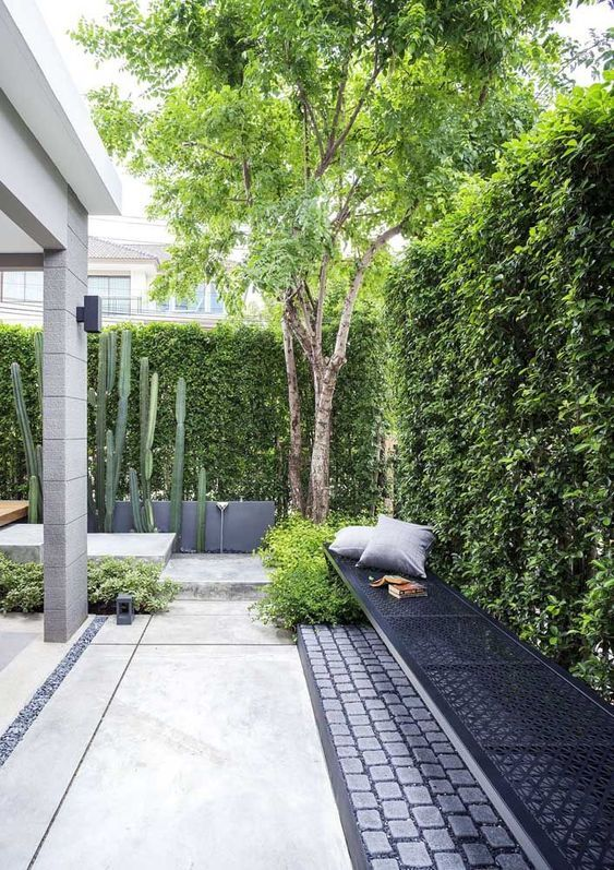 Beautiful courtyard and backyards #courtyard #backyard #landscape #terracegarden