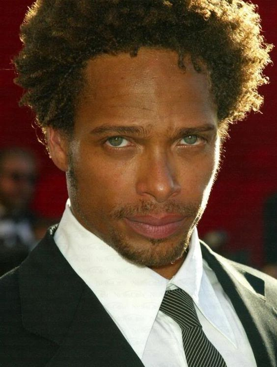 Gary Dourdan is an African American actor is known for playing Warrick Brown on CSI: Crime Scene Investigation. He also appeared on Janet Jackson's video clip for her song Again in 1993.