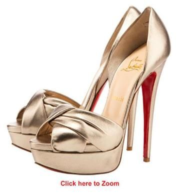 Volpi by Christian Louboutin