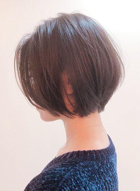 くびれショート 髪型ショートヘア ビューティーナビ ショート