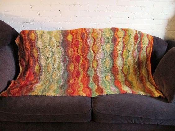 Godzilla Ridge Blanket