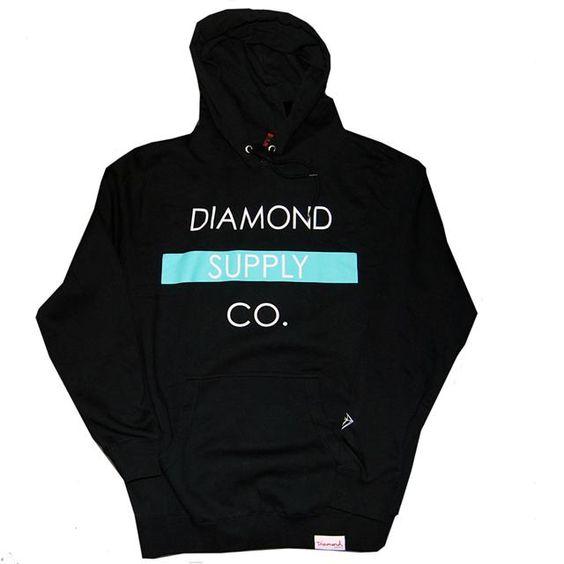 Diamond Sweatshirts for Girls | DIAMOND SUPPLY CO. BAR ...