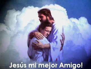 """REFLEXIONES PARA VOS: """"JESÚS MI MEJOR AMIGO"""" http://reflexionesparavos.blogspot.com.ar/2013/07/jesus-mi-mejor-amigo.html #reflexionesparavos"""