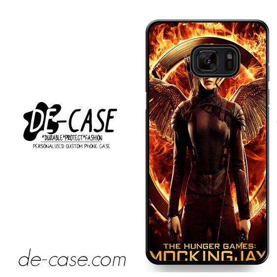 Hunger Games Mockingjay Banner DEAL-5413 Samsung Phonecase Cover For Samsung Galaxy Note 7