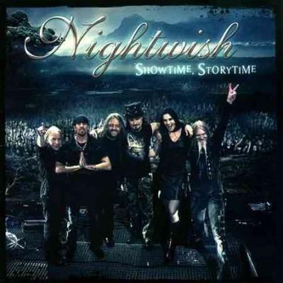Nightwish - Showtime, Storytime, Grey