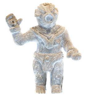 Ancient Aliens? Mexican Museum Recently released Mayan Artifacts. canosa verdades: VIAJEROS DEL TIEMPO PARTE 2