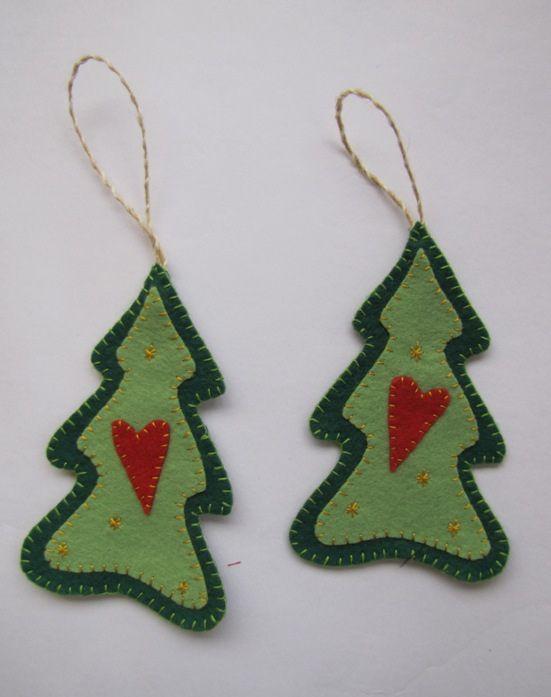 Árvores de Natal...