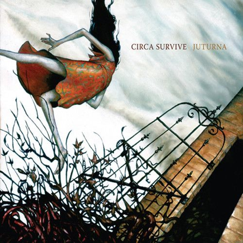 Circa Survive / Juturna...You can count on this band for good music and album artwork.