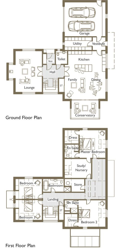l shaped floor plan is great but we would have to flip it