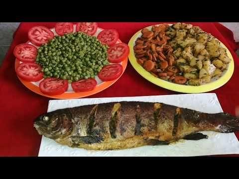 أكلات رمضان سهلة وسريعة وصفات صحية وجبات سريعة التحضير طريقة طهي سمك السلمون بطريقة صحية Youtube Food Chicken Meat
