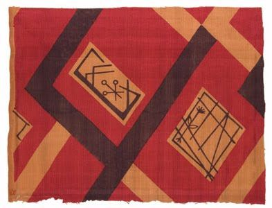 Design by Mathilde Flögel, sister of Emilie Flöge, Klimt's girlfriend.ww