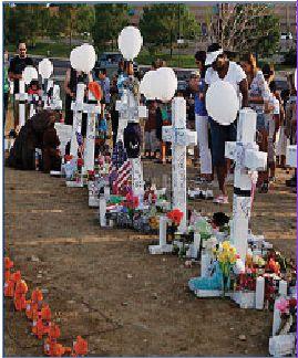 school shooting memorial day weekend