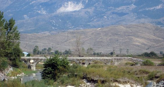 Cultural Tours Albania - Gjirokaster - Ottoman bridge near Gjirokaster