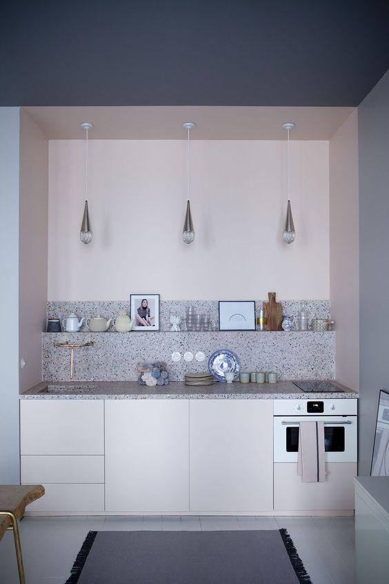 Le terrazzo, son style graphique et ses jolies couleurs Sweet home