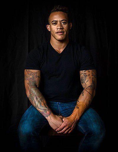 Shane Ortega