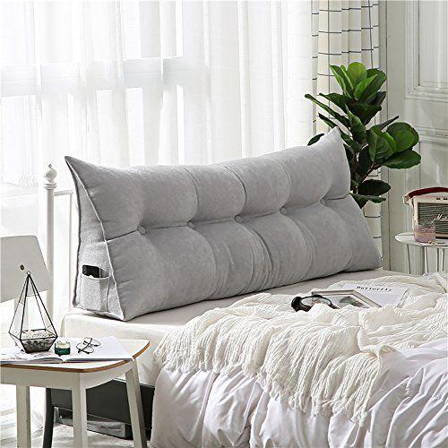 backrest support reading soft pillow