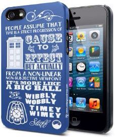 Doctor who phone case <3